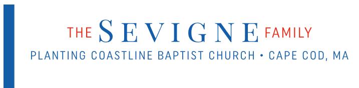 header donald sevigne family missionary image