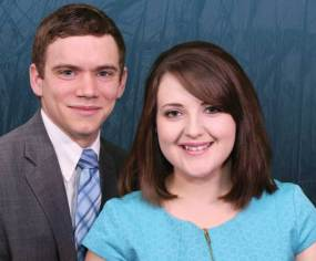 faith baptist church of chelsea missionary tyler bridges and wife shannon bridges