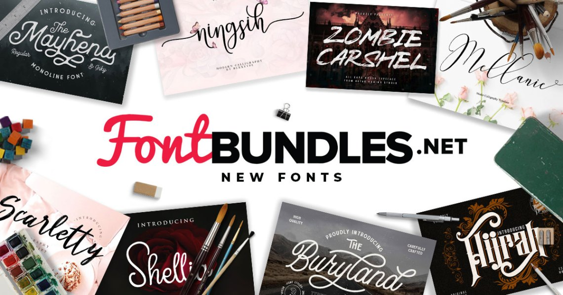 Download New Fonts | Download Premium & Free Fonts Now