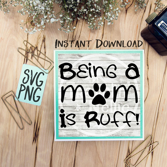 Download Doggy SVG Dog Live Love Bark Mom Kids Have Paws Woof Ruff
