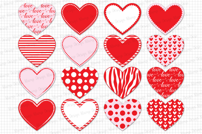 Heart Love Heart Clipart Valentine Heart Clip Art
