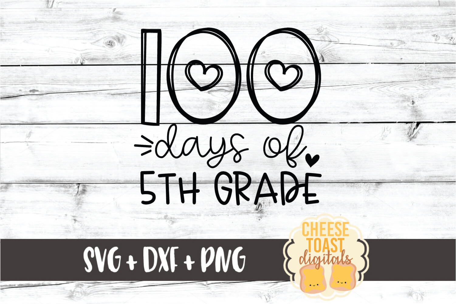 100 Days Of 5th Grade