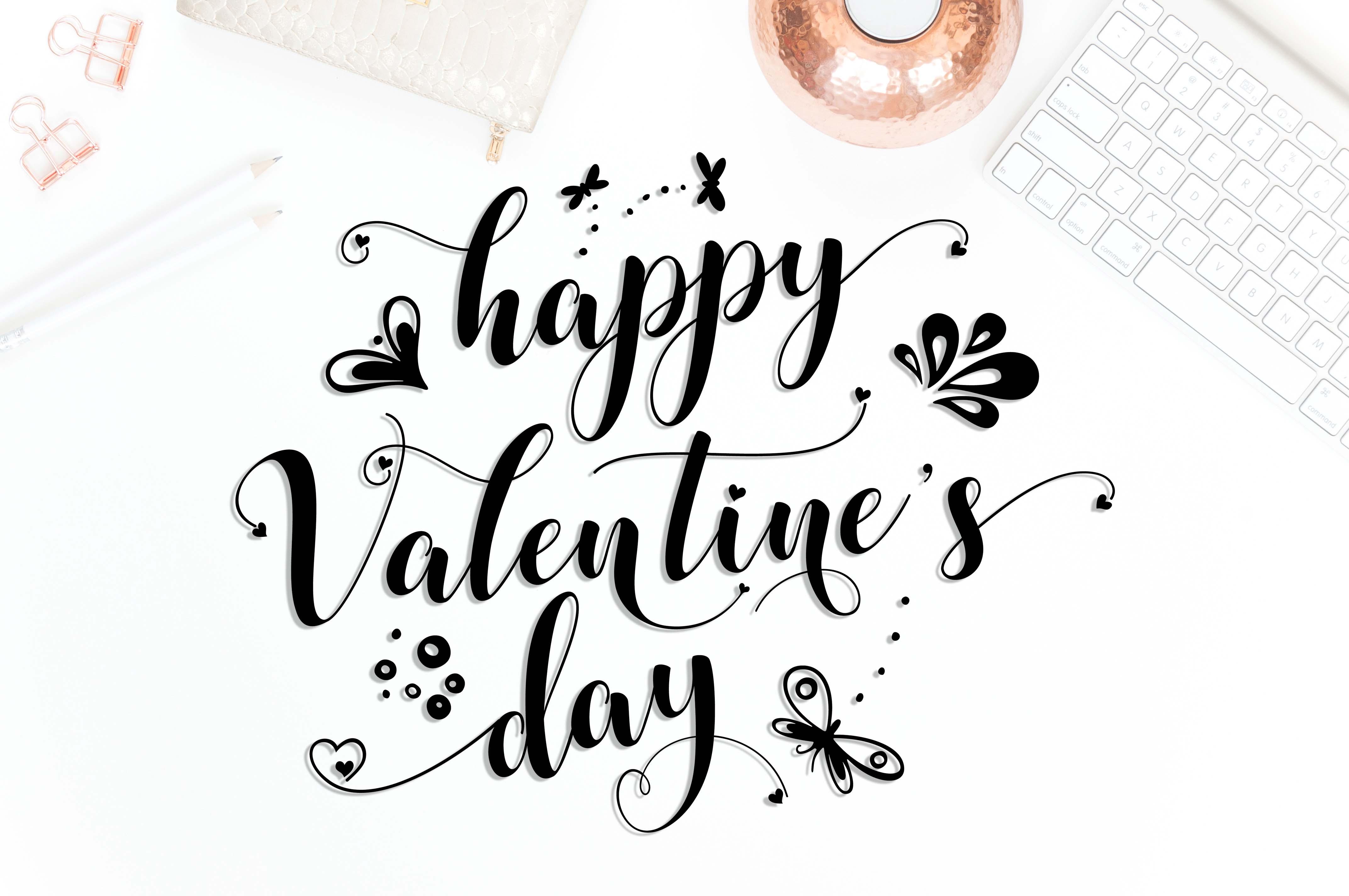 Happy Valentine S Day Svg Dxf Eps