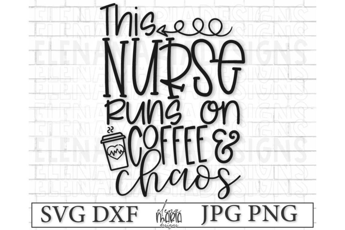 Download Nurse SVG File   Nurse Life Svg