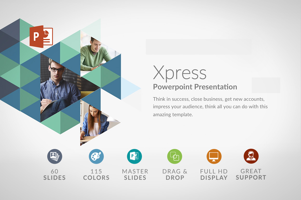 10 Premium Powerpoint Templates by Zaco   Design Bundles 10 Premium Powerpoint Templates example image 8