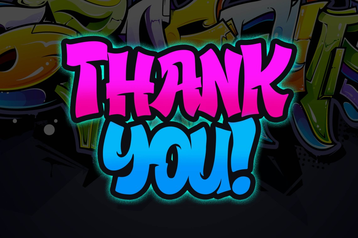 Download Street Hustle - Graffiti Font (414647) | Regular | Font ...