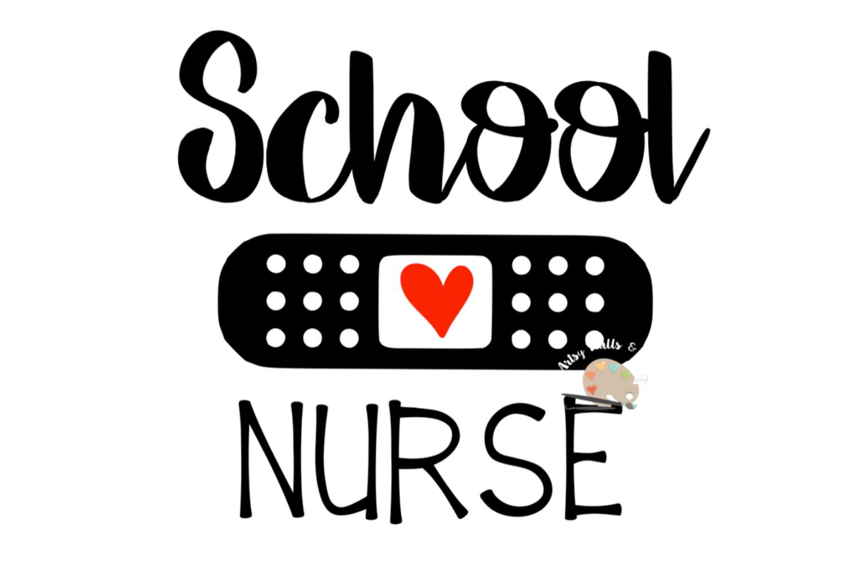 School Nurse Svg Cut File Nurse Quote Svg Nurse Appreciation