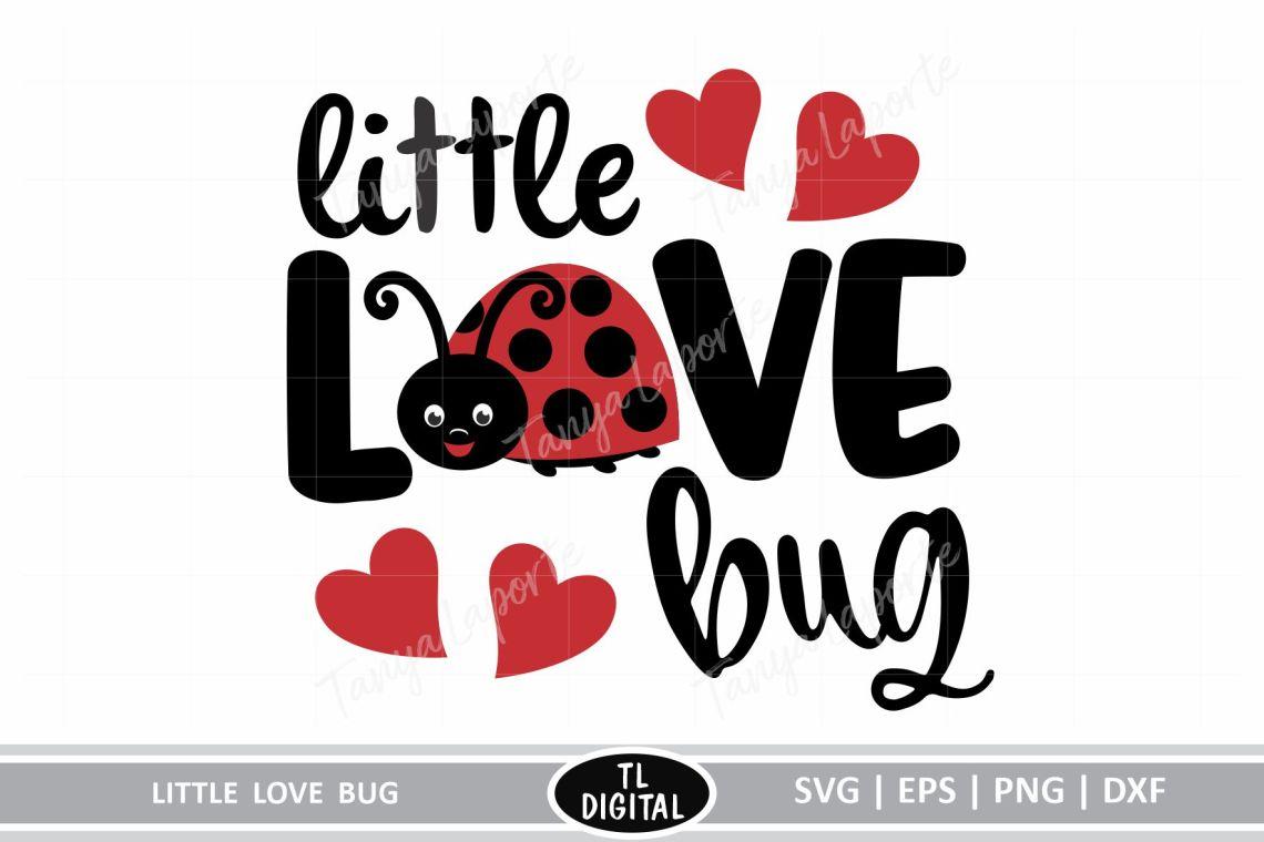 Download Little Love Bug - SVG | EPS | PNG |DXF