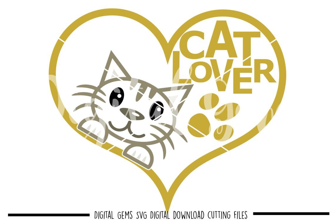 Download Cat lover SVG / PNG / EPS / DXF Files (52099)   SVGs ...