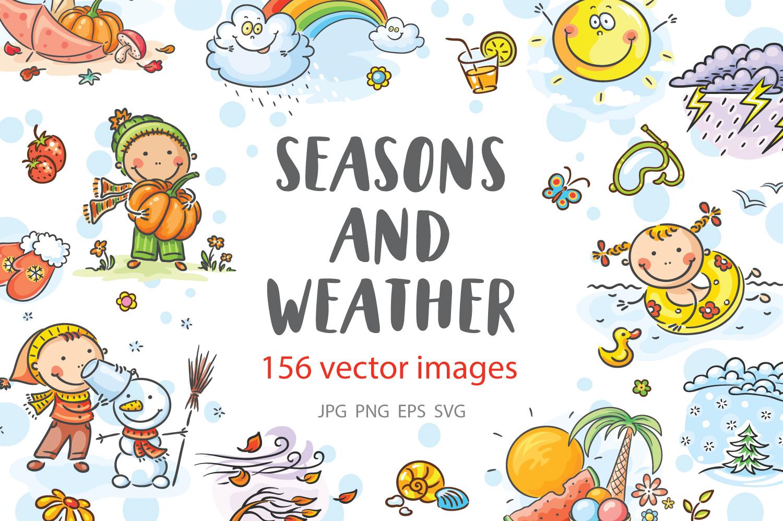 Seasons Ans Weather