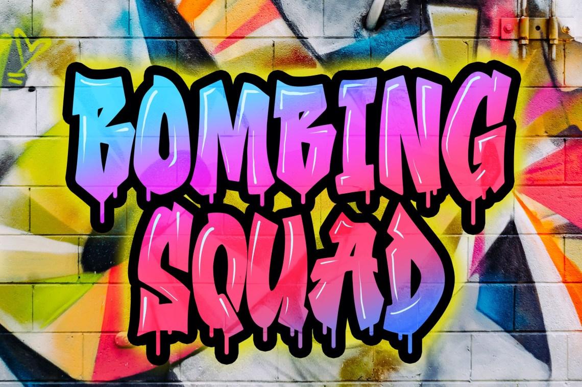 Download Southsider - Graffiti Typeface (366233) | Regular | Font ...