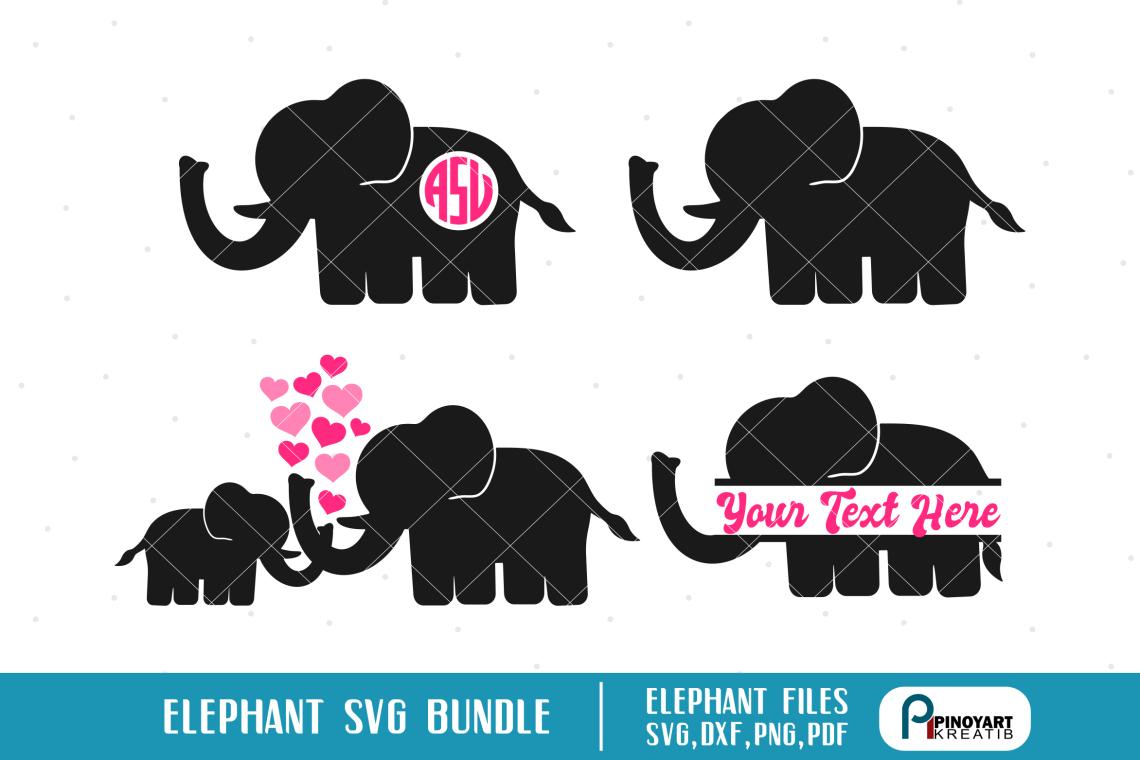 Download elephant svg, elephant svg file, baby elephant svg ...