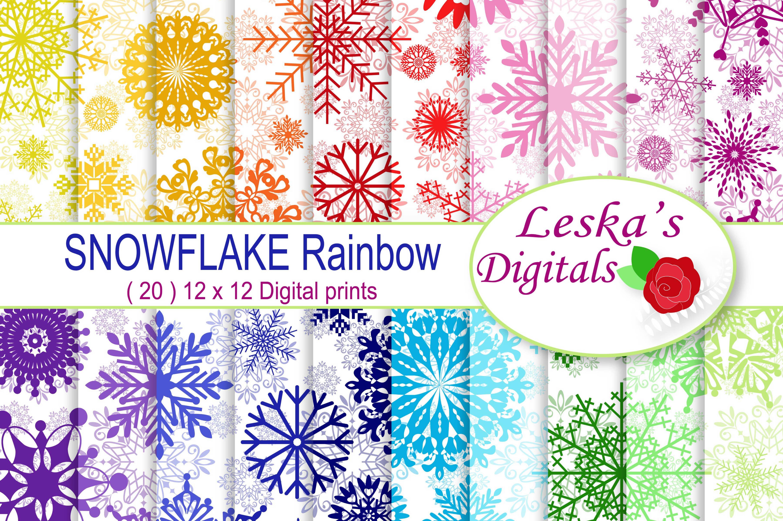Winter Digital Paper Pack