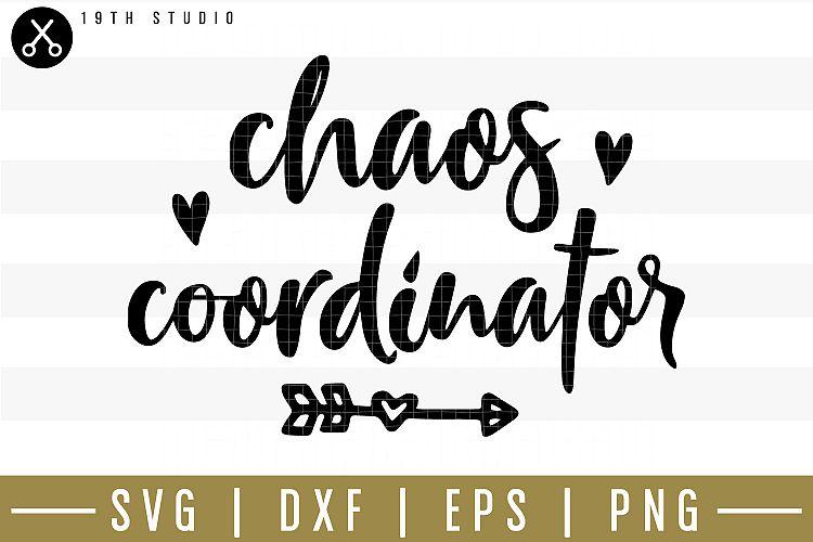 Download Chaos coordinator SVG   M34F5