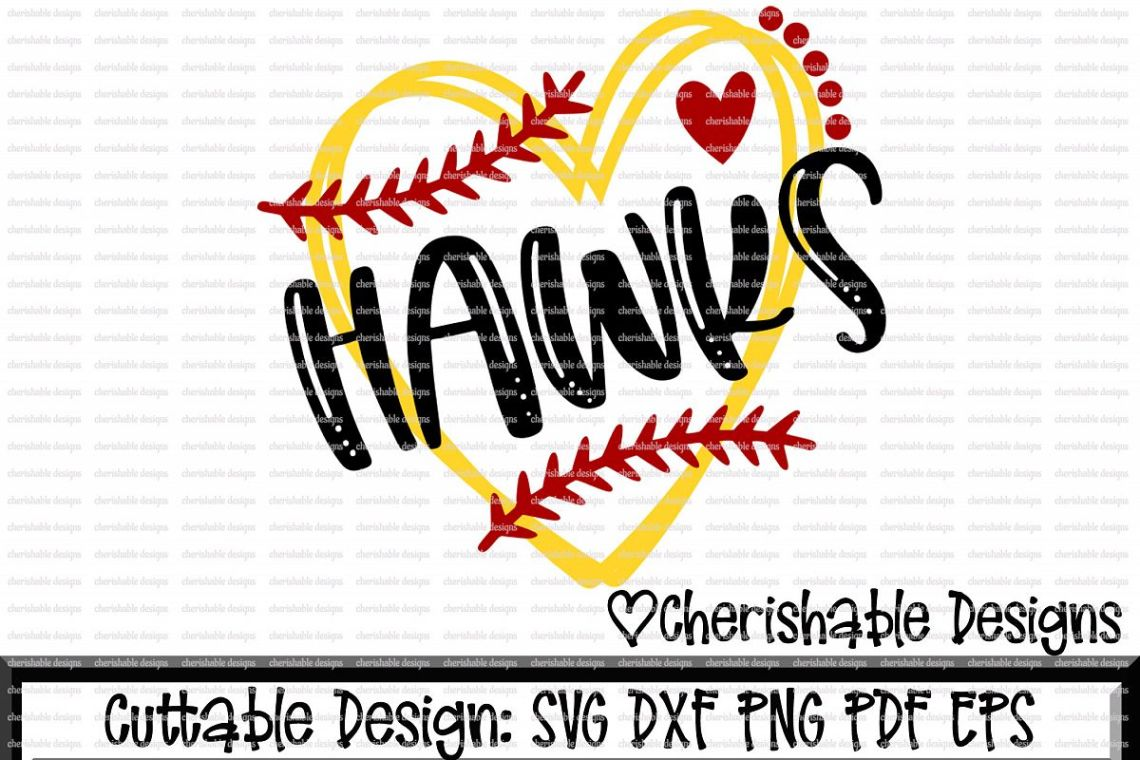 Download Baseball Svg, Softball Svg, Hawks Softball Cutting file ...