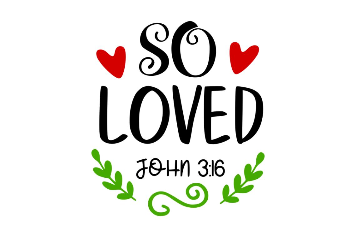 Download So Loved SVG