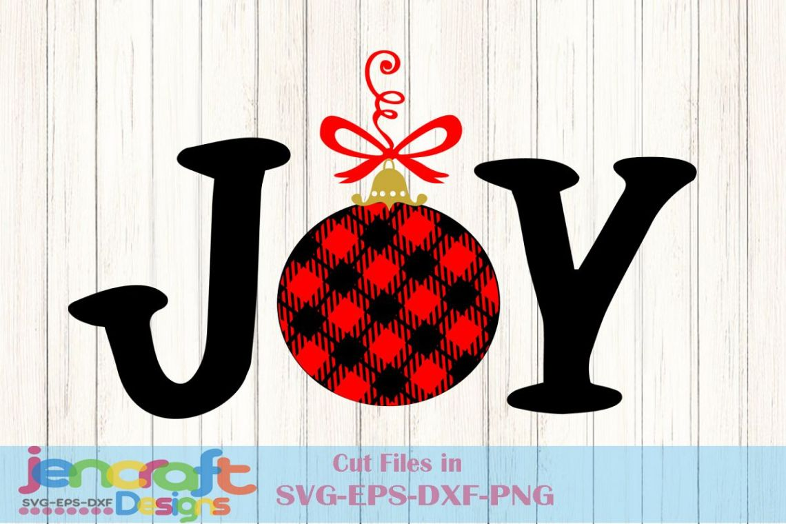 Download Christmas SVG - Plaid JOY Christmas SVG Holiday design ...