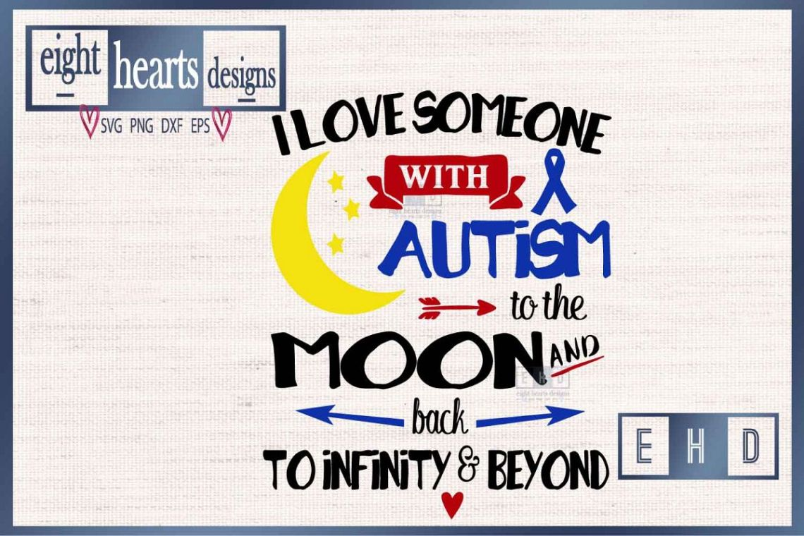 Download I Love someone with Autism - SVG DXF EPS Cut File (191187 ...