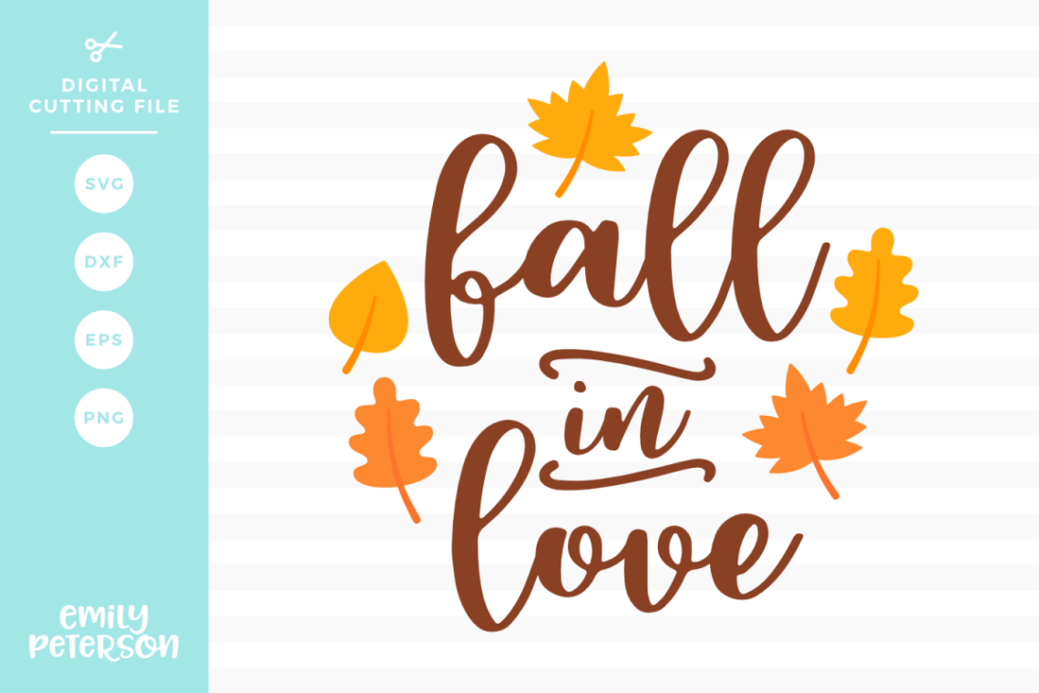 Download Fall In Love SVG DXF EPS PNG