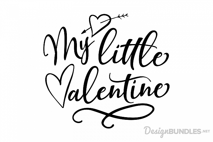 My Little Valentine example 1