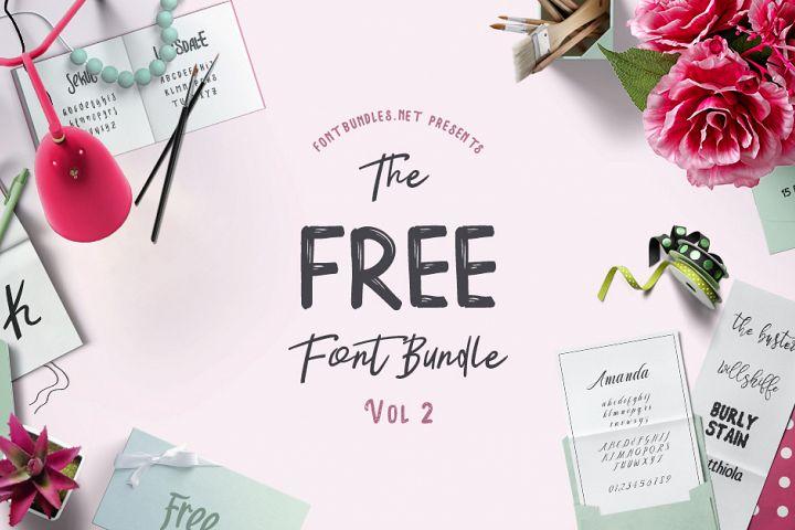Download Premium Free Fonts   Font Bundles