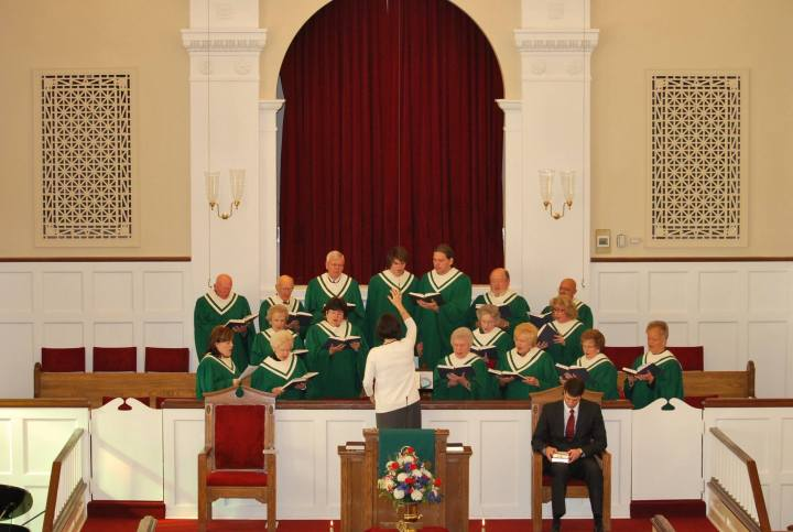 FBCG Choir