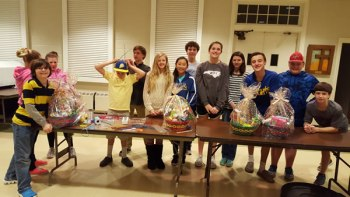 MS Youth Easter