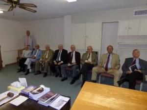 Men's Bible Class