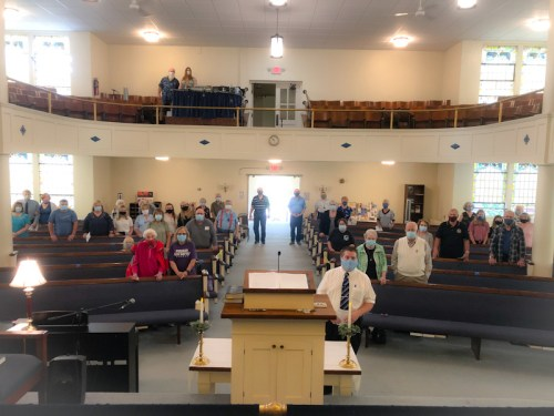 Return to Worship, Sept. 13th, 2020 - First Baptist Church Hubbard Church Family