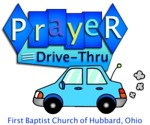 New Drive Thru Prayer Logo