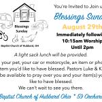 Blessings Sunday Flyer JPG