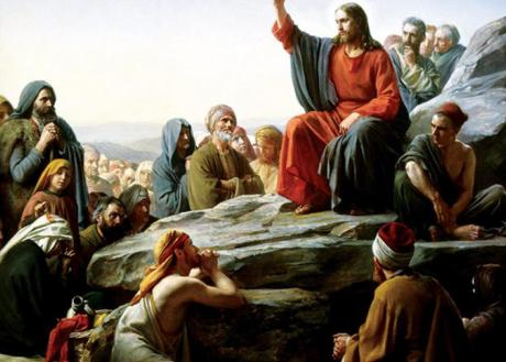 talking to Jesus