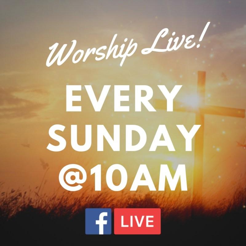 Home fbc live sunday First Baptist Church