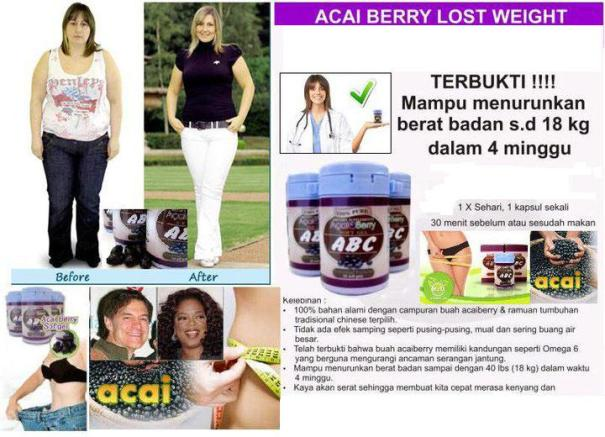 manfaat acai berry