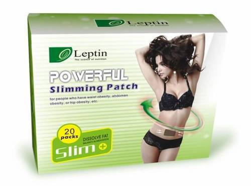 koyo leptin slim patch aman