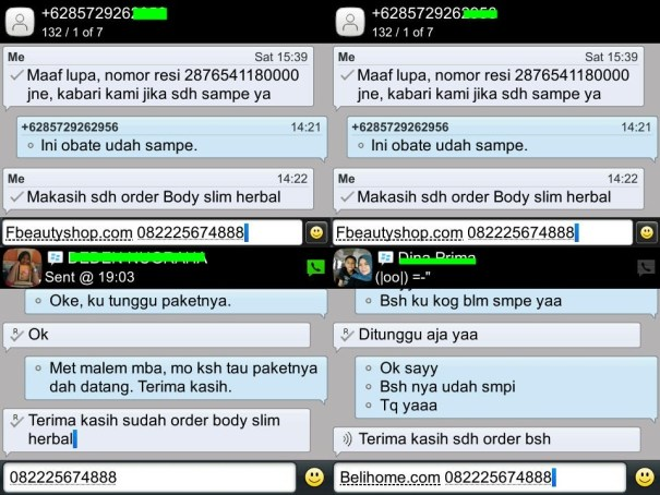 testimoni Body slim Herbal 3
