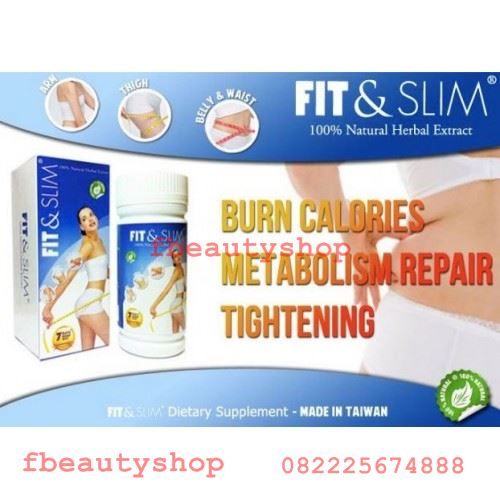 fit and slim dietary kapsul pelangsing