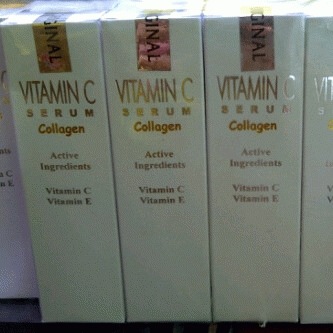 Komposisi serum vitamin c