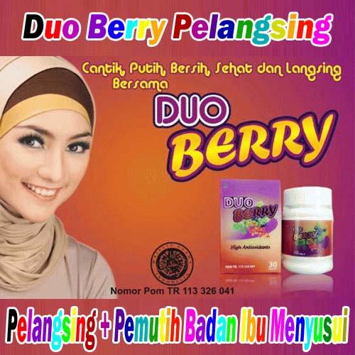 Duo Berry Pelangsing Badan