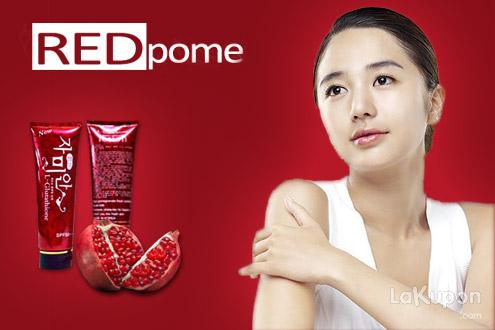 Red Pome L-Glutathione SPF 50 Lotion Pemutih