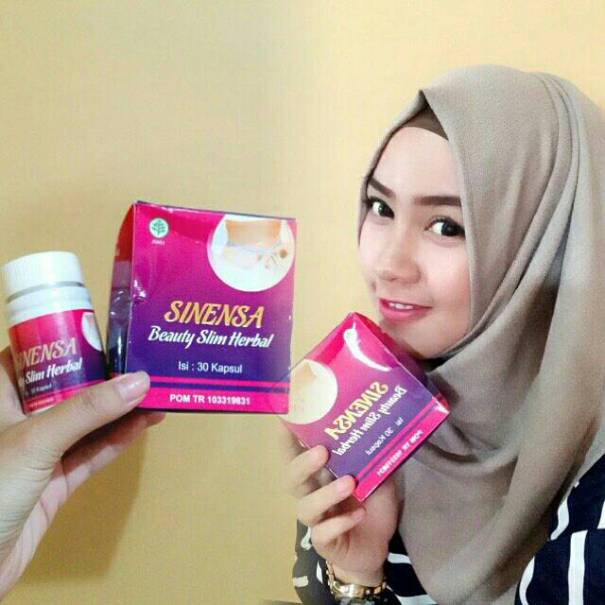 sinensa beauty Slim herbal bpom
