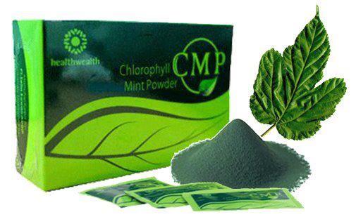 CMP Klorofil Chlorophyll Mint Powder