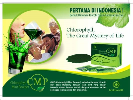 Jual CMP klorofil
