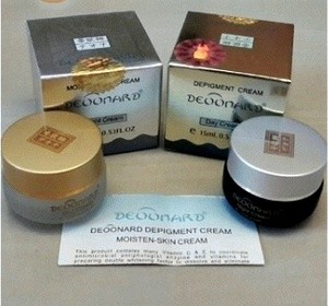Paket Deoonard Gold Original