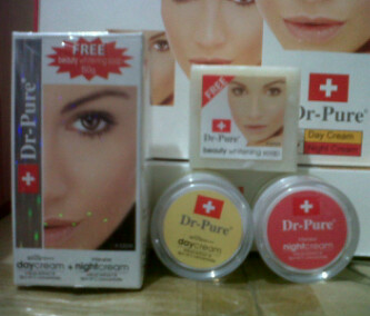 dr pure whitening