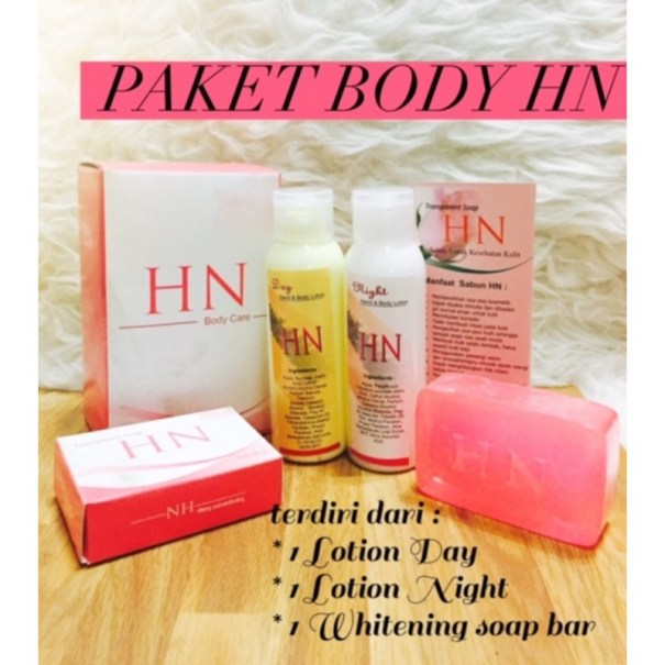 paket body hn original