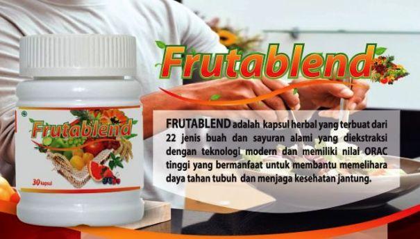 Efek Smping Frutablend