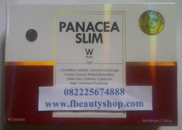 Panacea Slim ASLI