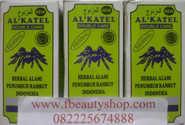 alkatel minyak herbal penumbuh rambut