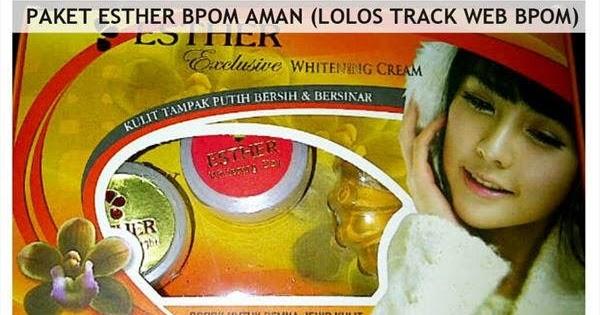 kandungan cream esther